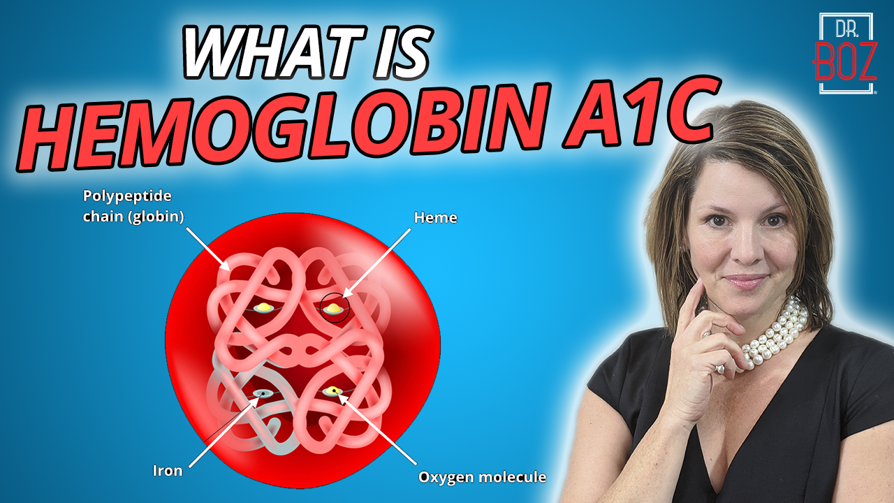 What is Hemoglobin A1C